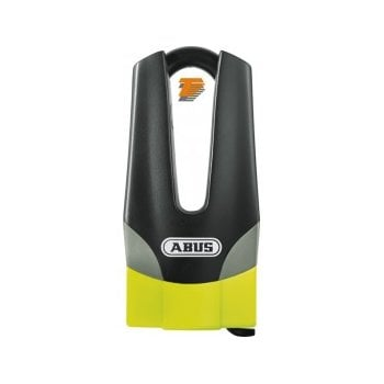 ABUS Granit Quick 37/60 Maxi Yellow Disc Lock - 70 x 11mm