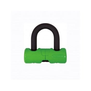 ABUS 405 Shackle Lock - Green