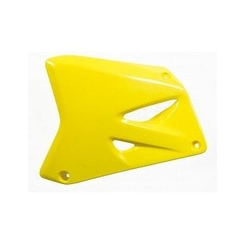 Acerbis Radiator Scoops (Pair) To Fit Suzuki RM85 03-18 - Yellow