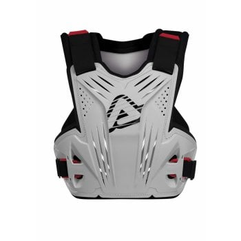 Acerbis Adults Impact Chest Protector - White