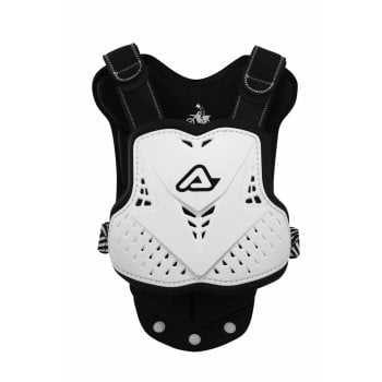 Acerbis Kids Cosmo Junior Body Armour - Black/white