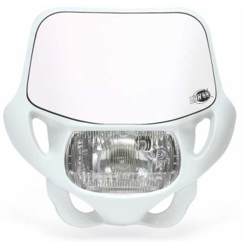 Acerbis DHH Certified Road Legal Headlight - White