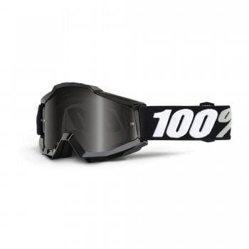 100% Accuri Sand Goggles - Tornado With Grey Smoke Lens