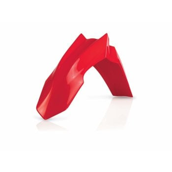 Acerbis Front Fender - Honda CRE450F 13-16, CRF250R 14-17, CRF450R 13-16 - Red