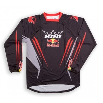Kini Redbull Adults 17 RB Competition Jersey - Black