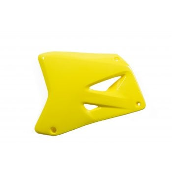 Acerbis Radiator Scoops To Fit Suzuki RM125/250 2001-08 - Yellow