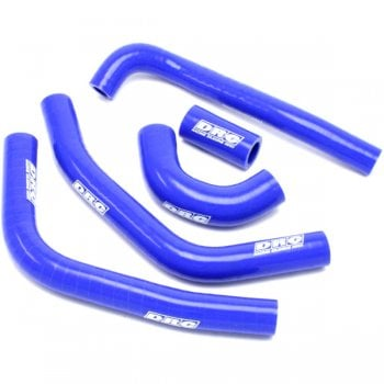 DRC Radiator Hose Kit To Fit Yamaha YZF450 2010-13 - Blue