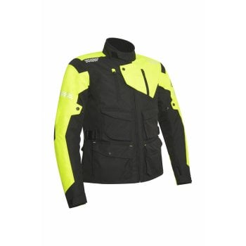 Acerbis Adults Discovery Safari Jacket - Black/ Yellow