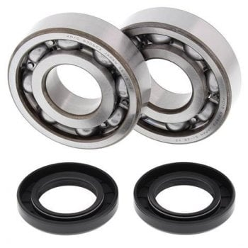 All Balls Crank Bearing & Seal Kit - Kawasaki KX500 1983-2004