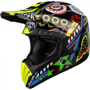 Airoh Adults 2019 Switch Flipper Helmet