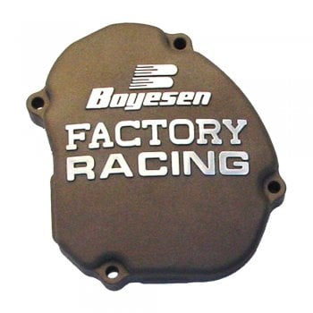 Boyesen Ignition Cover - Honda CR250 2002-07 - Magnesium