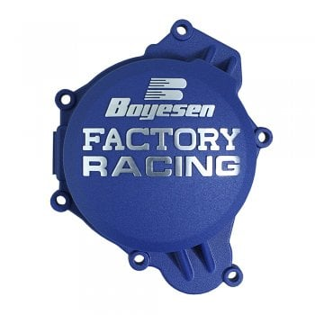 Boyesen Ignition Cover - Yamaha YZ125 1994-2004 - Blue