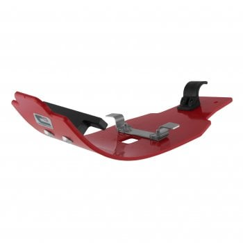 Crosspro DTC MX Engine Guard - Honda CRF250R 14-17 - Red