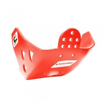 Crosspro DTC Enduro Engine Guard - Honda CRF450R 09-16 - Red
