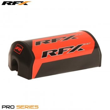 RaceFX Pro F7 Taper Fat Bar Pad - Orange
