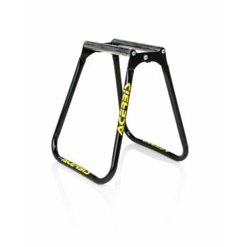 Acerbis Yoga Folding Bike Stand - Black