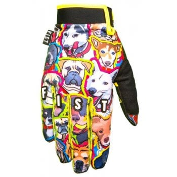 Fist 2019 Adults What's Up Dog Gloves
