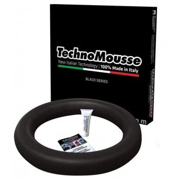 TechnoMousse Black Series Soft Enduro Mousse - Rear - 140/80-18""