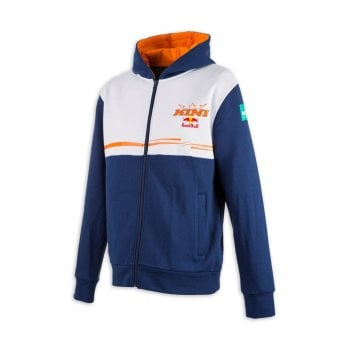 Kini Redbull Adults Team Issue Zip Up Hoodie