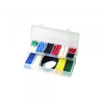 BikeService Heatshrink Tubing Set - 171 Pieces