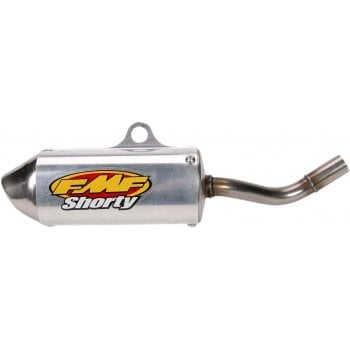 FMF Powercore 2 Short Exhaust Silencer - Yamaha YZ80/85 1993-2020