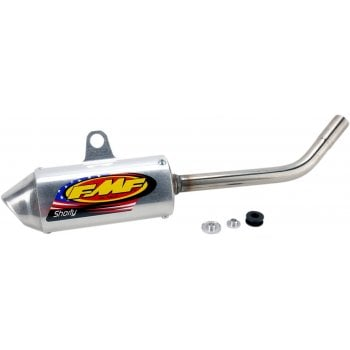 FMF Powercore 2 Shorty Exhaust Silencer - KTM SX125 2011-15, SX150 2012-15, Husqvarna TC125 2014-15