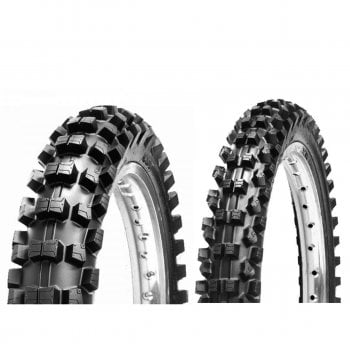 "CST By Maxxis Front & Rear Motocross Tyre Package: Front 80/100-21"" / Rear 110/90-19"""