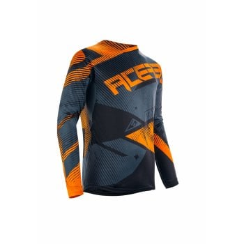 Acerbis Adults Mudcore Special Edition Jersey - Orange/ Black