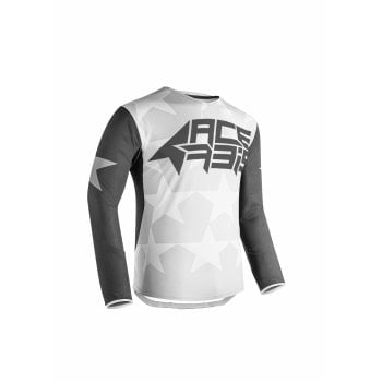 Acerbis Adults Starway Jersey - Grey