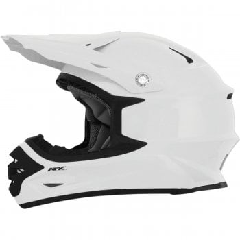 AFX Adults FX-21 Helmet - Gloss White