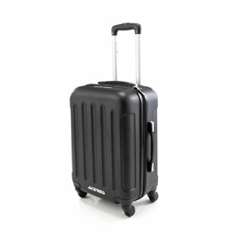 Acerbis Go-Home Trolley Case - Black