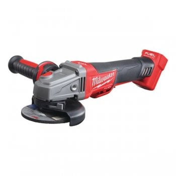 Milwaukee M18 Fuel 115mm Braking Grinder (Bare) With Paddle Switch