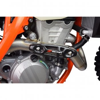 Scar Universal 4 Stroke Carbon Exhaust Heat Guard