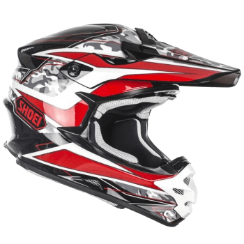 Shoei Adults VFX-W TC1 Turmoil Helmet