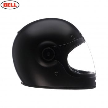 Bell 2020 Adults Cruiser Bullitt DLX Helmet - Solid Matte Black