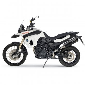 Leo Vince LV One Evo Slip-On Carbon Silencer - BMW F 800 GS 2008-16, F 700 GS 2013-16, F 650 GS Twin 2008-10
