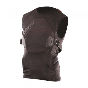 Leatt Adults 3DF Airfit Lite V17 Body Vest - Black