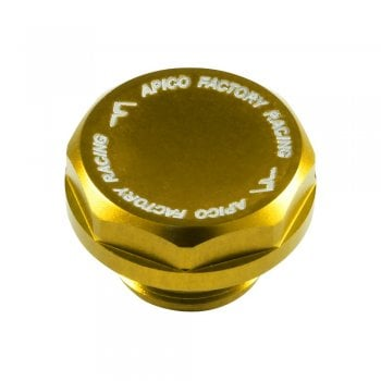 Apico Float Bowl Bolt To Fit Keihin - Gold