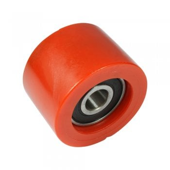 Apico 38mm Chain Roller To Fit Honda CRF 2009 - Red