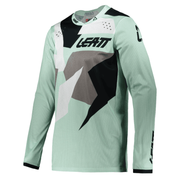 Leatt 2021 Adults Moto 4.5 Jersey - Lite Ice