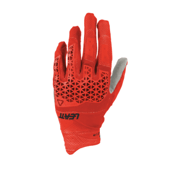 Leatt 2021 Adults Moto 4.5 Lite Gloves - Red