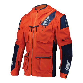Leatt 2021 Adults Moto 5.5 Enduro Jacket - Orange