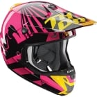 Adults Verge Dazz Helmet - Magenta