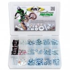 Kawasaki KX/ KXF Style Pro Pack Fastener Kit - 2003 Onwards