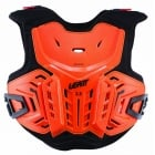 Junior Kids 2.5 Chest Protector - Orange/Black
