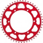 Radialite Rear Sprocket To Fit HONDA CR/CRF 125/250/450 >17 49T RED