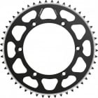 Radialite Rear Sprocket To Fit Honda CR/CRF 125/250/450 Up To 2017 - Black 51T