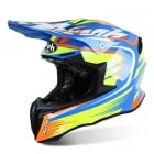 Adults Twist Mix MX Helmet - Blue