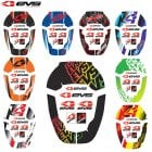 R4 Neck Brace Protector Decals - Youth