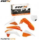 Plastics Kit Inc. Airbox Covers - KTM SX125/150 & SXF250/350/450 2013-15, SX250 13-16 - OEM '15